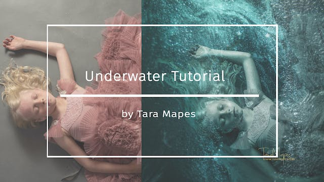 Under Water Tutorial by Tara Mapes Fe...