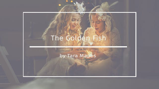 Golden Fish by Tara Mapes - August 2020