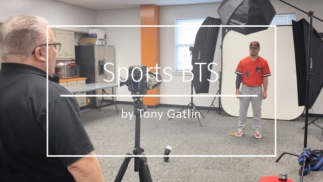 Composite Sports Portrait Setup - Tony Gatlin - March 2020