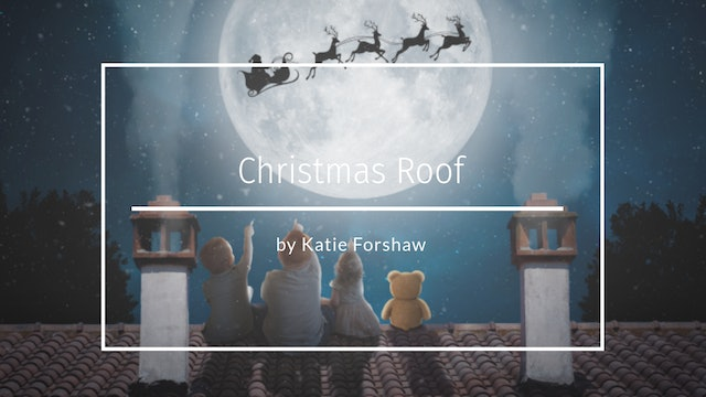 Christmas roof by Katie Forshaw