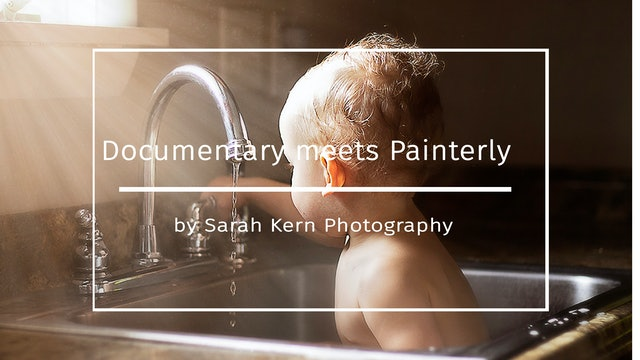 Documentary meets Painterly