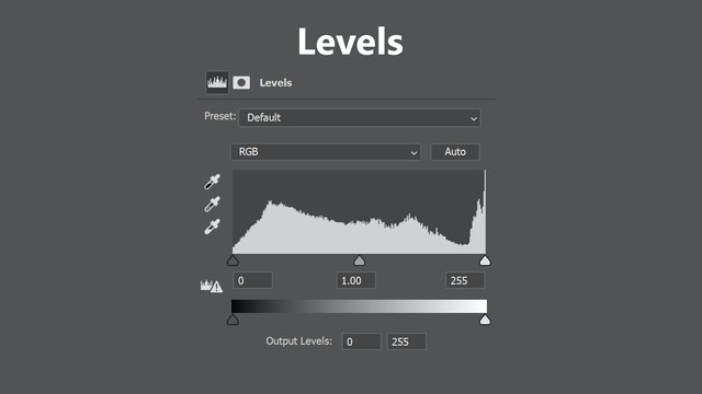 Levels Tool Tutorial by Emily Julander - Feb 2020