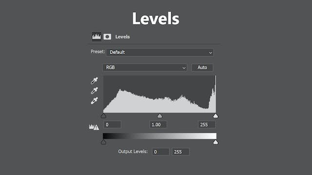 Levels Tool Tutorial by Emily Julande...