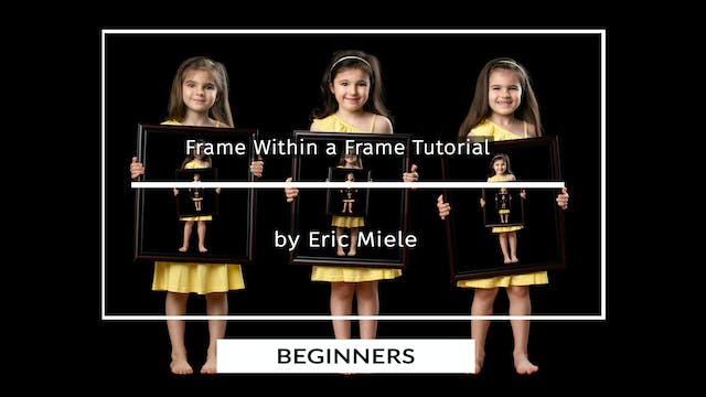 Frame Within a Frame Tutorial for Beg...