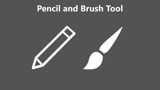 Pencil and Brush Tool Tutorial by Eric Miele - Feb 2020