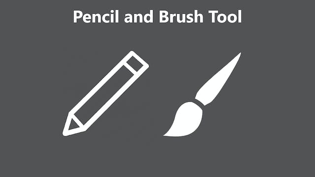 Pencil and Brush Tool Tutorial by Eri...
