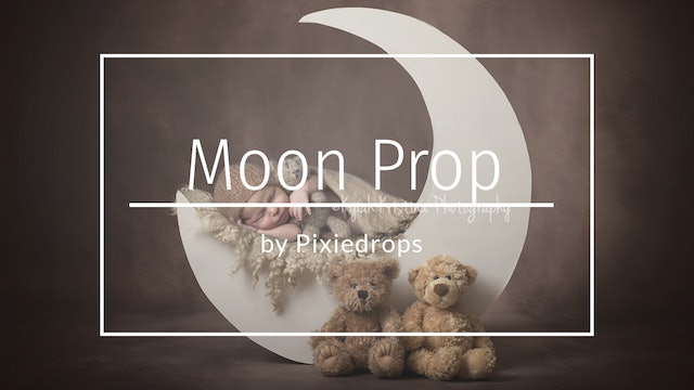 Compositing The Digital Moon Prop by Pixiedrops