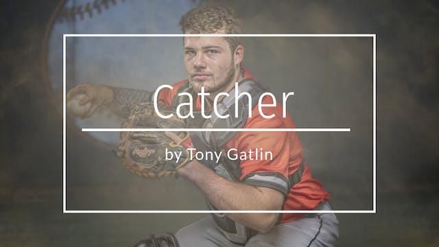 Composite Sports Portrait - Catcher b...