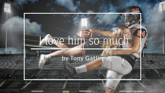 I love him so much- Tony Gatlin - Apr...