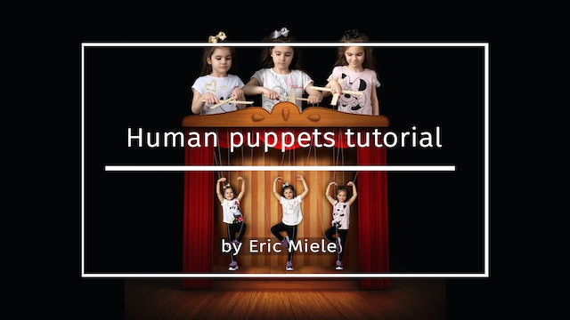Human Puppets Trailer by Eric Miele MAY 2021