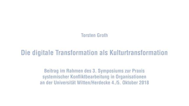 Die digitale Transformation als Kultu...