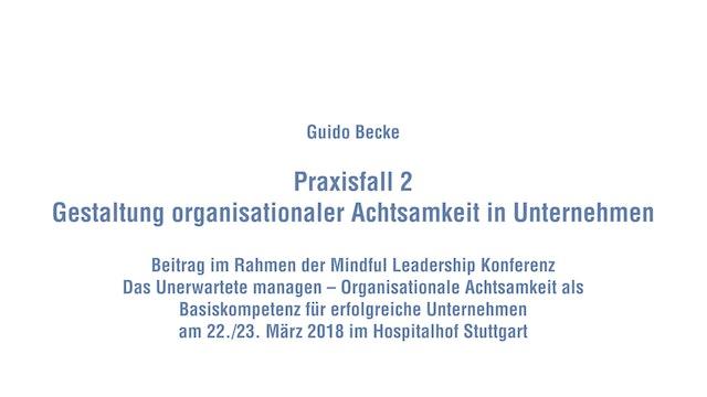 9-5 Praxisbericht_Gestaltung organisationaler Achtsamkeit in Organisationen