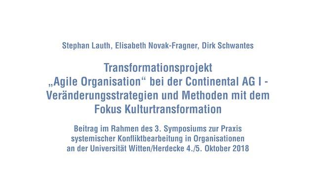 Agile Transformation bei der Continen...