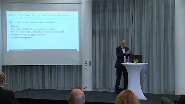 3-3 Das Mindfulness-Trainingsprogramm bei der SAP SE