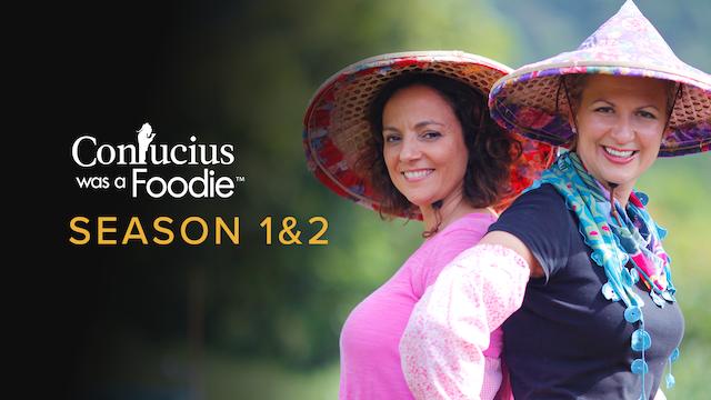 Confucius Was a Foodie Season 1 & 2