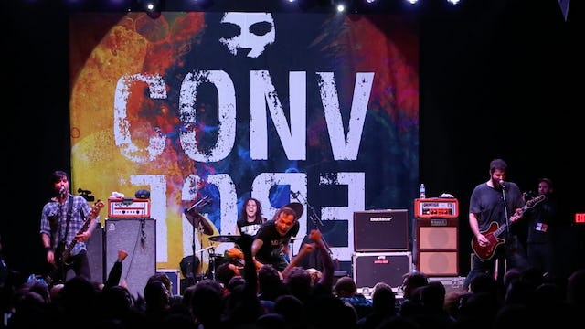 "Converge ""Live In Philadelphia, PA (November 2012)"""
