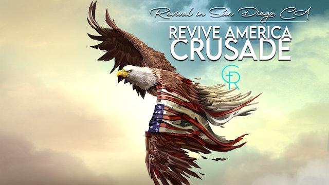 Revive America, San Diego, CA | Oct 2020