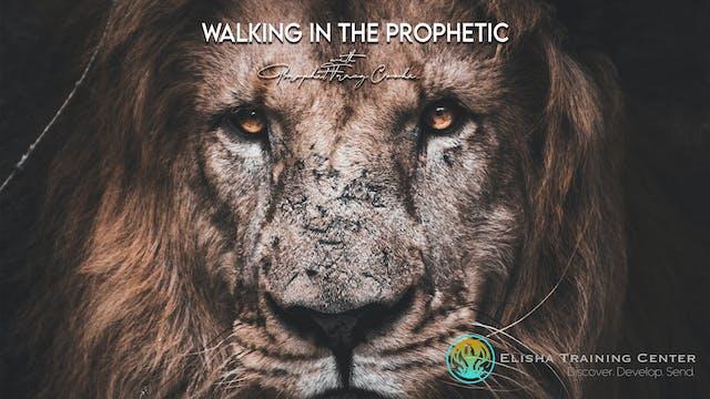 Elisha Training Center | School of the Prophets Part 3 | S1