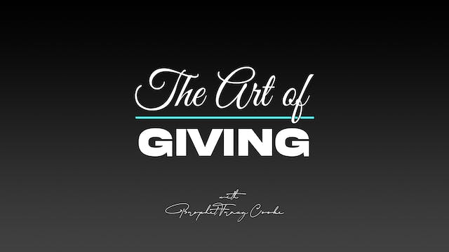 The Art of Giving