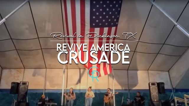Revive America, Dickinson, TX