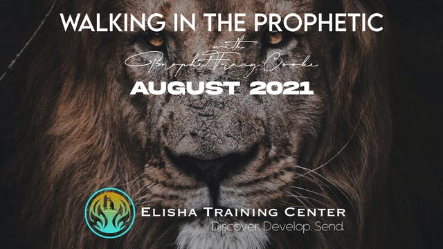 Elisha Training Center Masterclass | Season 1