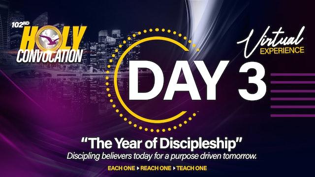2021 International Convocation Day 3