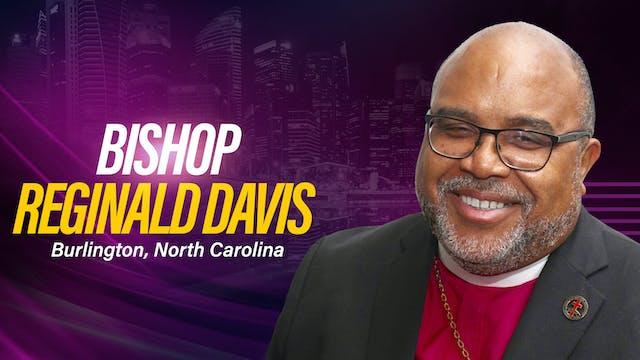 Workshop with Bishop Reginald Davis