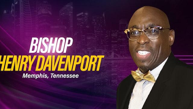 Workshop with Bishop Dr. Henry Davenport