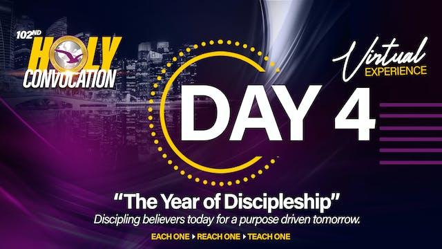 2021 International Convocation Day 4