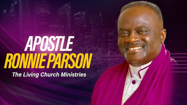 Evening Worship Service with Apostle Ronnie Parson - Part 3