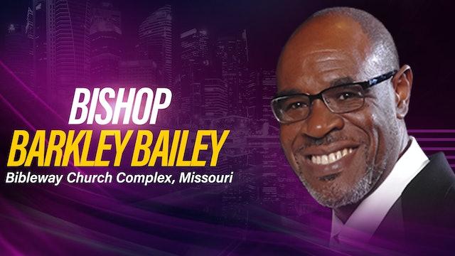 Midday Worship Service with Bishop Barkley Bailey