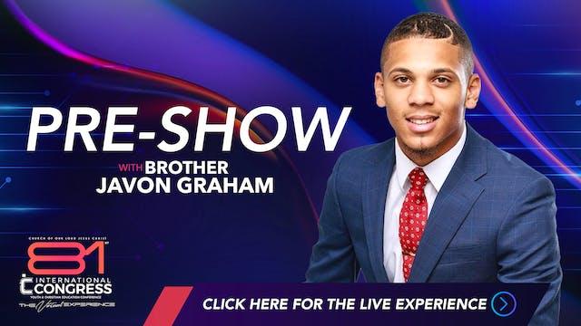 Pre-Show Saturday