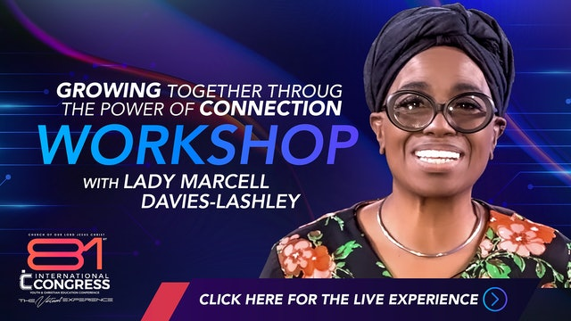Workshop with Lady Marcell Davies-Lashley
