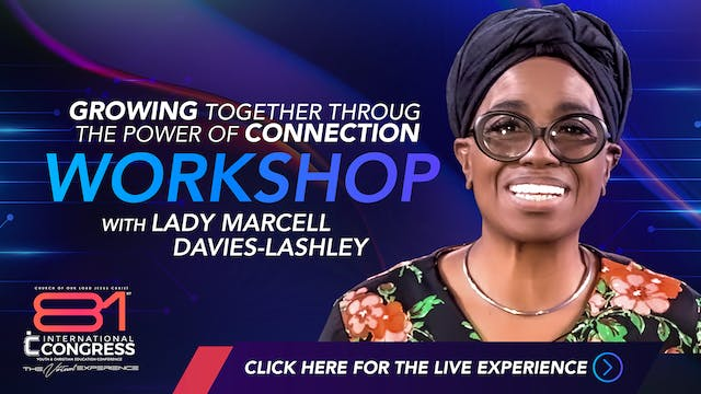 Workshop with Lady Marcell Davies-Las...