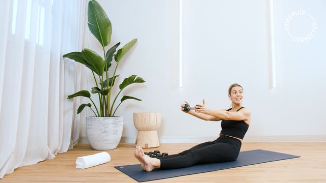 Pilates Strong - Upper Half Focus wit...