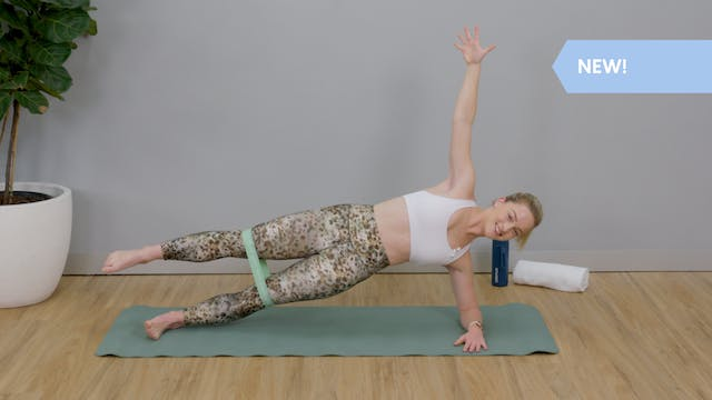 30 Minute Intermediate Mat Pilates wi...