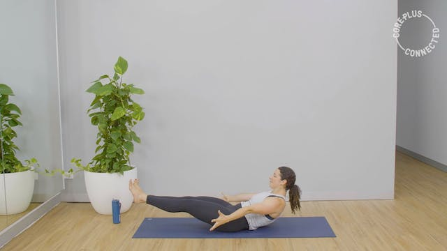 5-Day Yoga Core: Endurance with Sarah