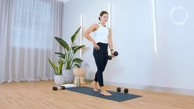 Total Body Strength and Power with Roxy - Day 3