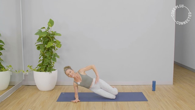 5-Day Pilates Core: Alignment with Carnie