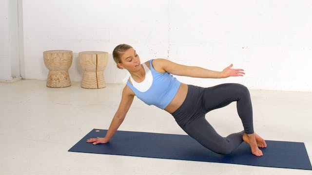 Foundations- Traditional Mat Pilates ...