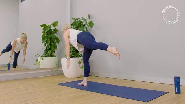 Lower Body Pilates Ladder with Maddi
