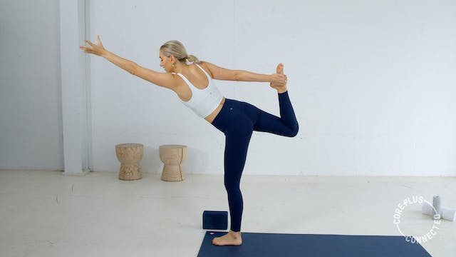 Crack Open Yoga Flow with Ange