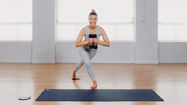 Pilates Strength with Emily