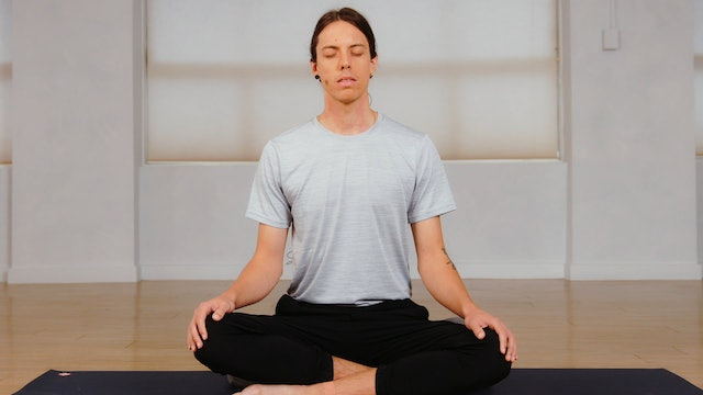 Head to Toe Meditation with Sammy