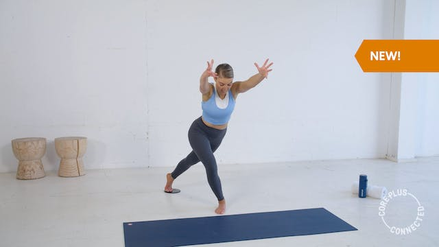 Advanced Glutes and Cardio with Emily