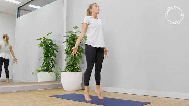 Gentle Prenatal Mat Pilates with Andrea
