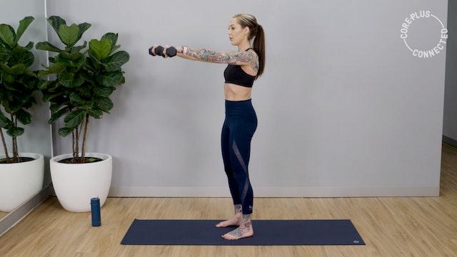 Hot Strength Cardio with Jayne - 1