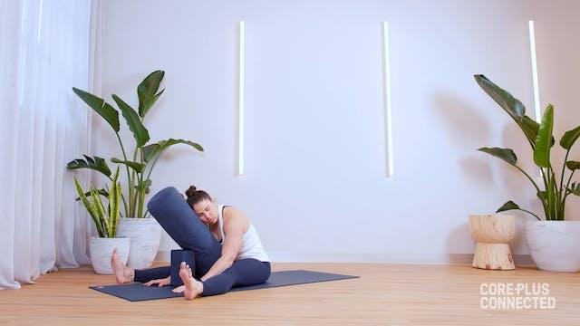 Warm Yin Yoga with Tarryn