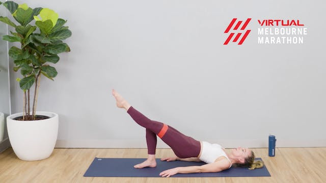 Pilates For Runners with Carnie