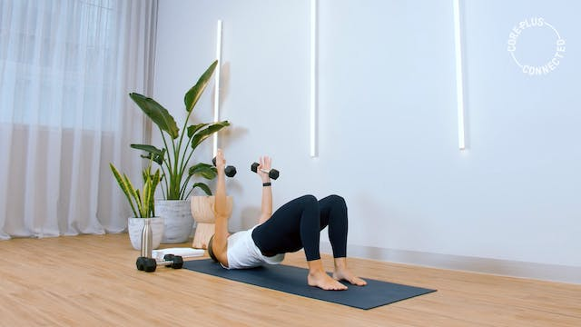 Lower Body and Core Strength with Rox...